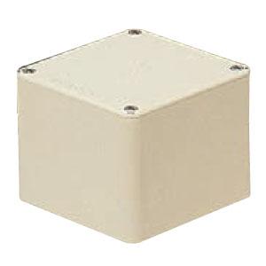 プールボックス 正方形(ノック無)ベージュ(10個価格) 未来工業 PVP-1505J