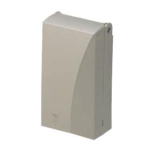 防水引込みカバー(eデザイン)シャンパンゴールド(10個価格) 未来工業 WKH-1CG