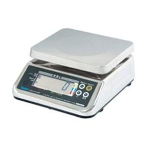 大和製衡(ヤマト) 完全防水形デジタル式上皿自動はかり 15kg検定品 メーカー直送代引不可 UDS-5V-WP-15