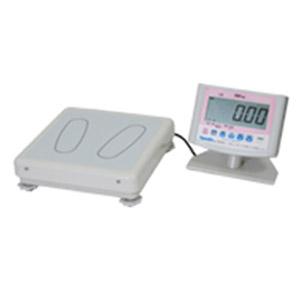 大和製衡(ヤマト) デジタル体重計 120kg セパレート型 検定品 メーカー直送代引不可 DP-7800PW-120S