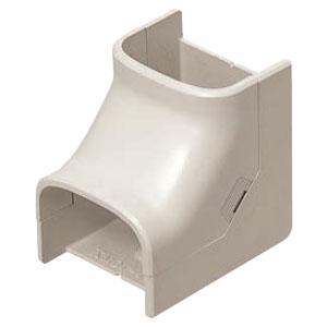 屋外・屋内兼用 モールダクト付属品 ダクト入ズミ 100型 ベージュ(10個価格) 未来工業 MDI-100J