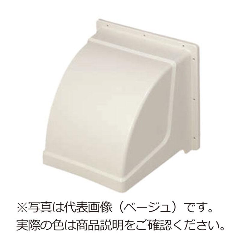プラスチック製換気扇フード チョコレート 換気扇30cm用(5個価格) 未来工業 PLF-30T