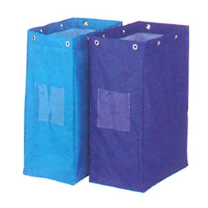 セキスイ キャリーカート別売専用袋Sサイズ2枚1組(スカイブルー・ダークブルー各1枚)※メーカー直送品 GOHCFS