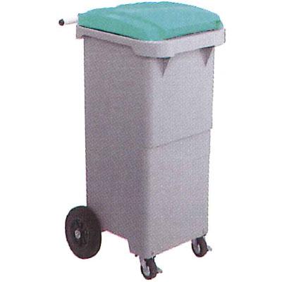 セキスイ リサイクルカート#110 搬送型 グリーン※メーカー直送品 RCN11HG