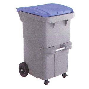 セキスイ リサイクルカート#200 反転型 イエロー※メーカー直送品 RCN200Y