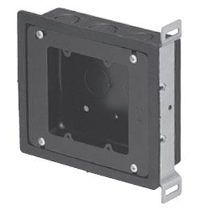 耐火遮音スイッチボックス 2ヶ用(10個価格) 未来工業 MTKB-2CSW-CS