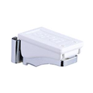 SPG(サヌキ) フラッシュ棚受 ホワイト 1箱1000個価格 LA-512