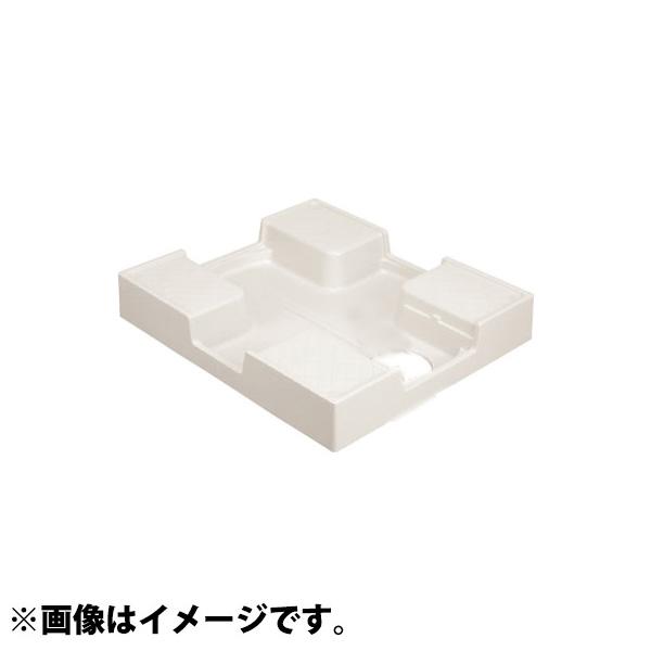 SPG(サヌキ) 洗濯機防水パン 樹脂タイプ 740×640角 1箱3個価格 PW-740