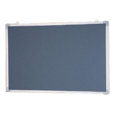 神栄ホームクリエイト アルミ掲示板(吊下型)600×900 ラシャグレー ※受注生産品 ※メーカー直送品 SMS-1020