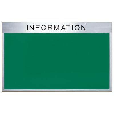 神栄ホームクリエイト ステンレス掲示板 900×600 レザーグリーン ※受注生産品 ※メーカー直送品 SK-405