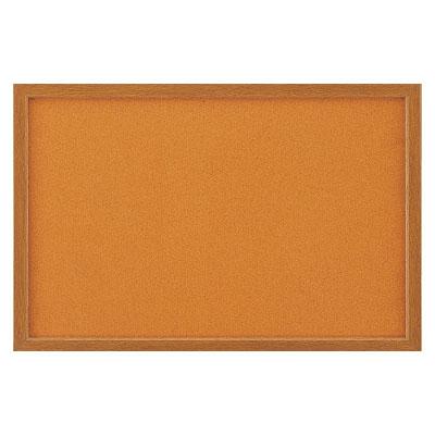 神栄ホームクリエイト 木製掲示板 600×900×30×35 コルク貼 ※受注生産品 ※メーカー直送品 SMS-1055