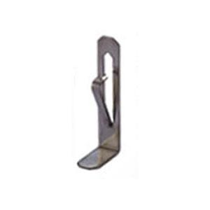 オメガー 断熱材受け金具 40用(1箱・1500個価格) ※取寄品 タナカ AA2005