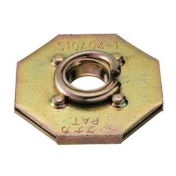 オメガー スプリングワッシャー付き八角座金(1箱・250枚価格) ※取寄品 タナカ AA4480