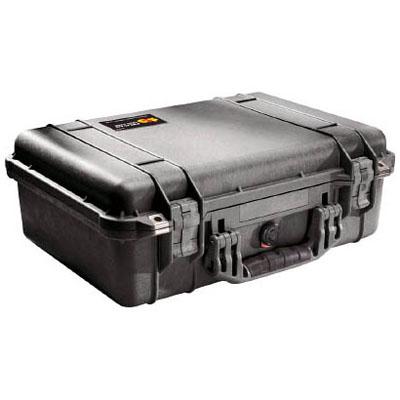 PELICAN(ペリカン) ペリカンミディアムケース 1500(フォーム付け)黒 470×357×176 1500BK
