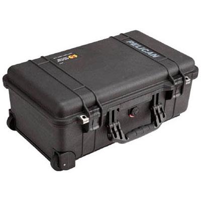 PELICAN(ペリカン) ペリカンミディアムケース 1510(フォーム付け)黒 559×351×229 1510BK