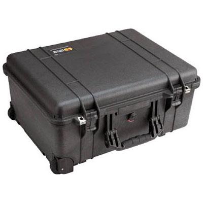 PELICAN(ペリカン) ペリカンラージケース 1560(フォームなし)黒 560×455×265 1560NFBK