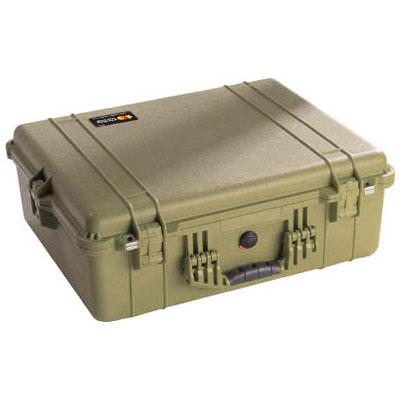 PELICAN(ペリカン) ペリカンラージケース 1600(フォーム付け)OD 616×493×220 1600OD