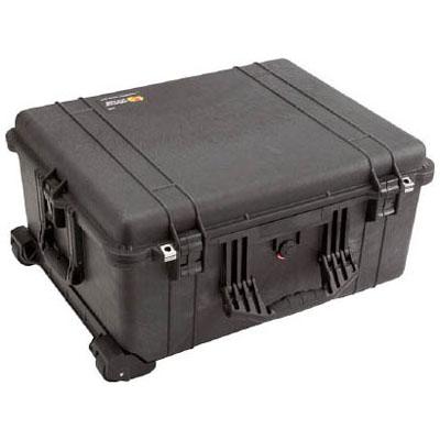 PELICAN(ペリカン) ペリカンラージケース 1610(フォーム付け)黒 630×500×302 1610BK