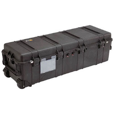 PELICAN(ペリカン) ペリカンロングケース 1740(フォーム付け)黒 1121×409×355 1740BK