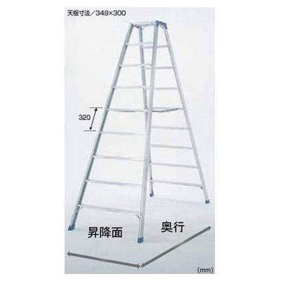専用脚立 BM(天板高さ:1.20m)メーカー直送品・代引不可 PICA BM-A120