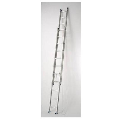 ユニット交換式 2連はしご(全長:9.90m)メーカー直送品・代引不可 PICA LLW-99
