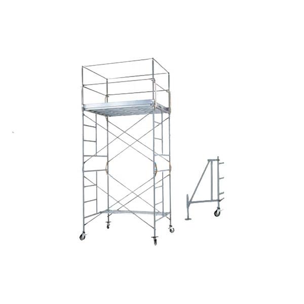 PICA 鋼管製移動式足場 ローリングタワーRA(1段セット)メーカー直送品・代引不可 RA-1