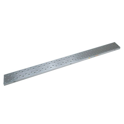 片面使用型足場板(全長:4.00m)メーカー直送品・代引不可 PICA STFR-424