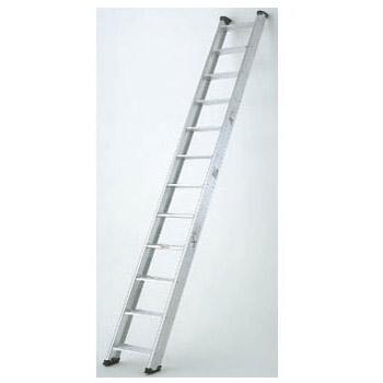両面使用型 階段はしご(全長:2.34m)メーカー直送品・代引不可 PICA SWJ-23