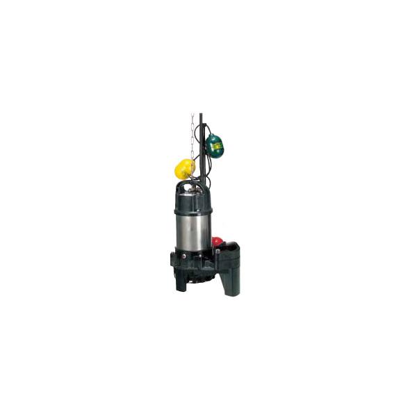ツルミポンプ 雑排水用水中ハイスピンポンプ PNW型 自動交互形 口径40mm 0.25KW 三相200V メーカー直送品代引不可 40PNW2.25
