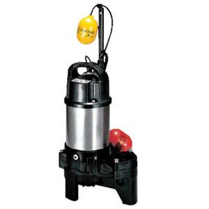 汚物用水中ハイスピンポンプ PUA型 自動形 口径40mm 0.25KW 単相100V メーカー直送品代引不可 ツルミポンプ 40PUA2.25S