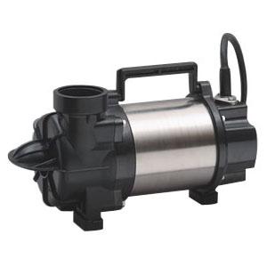 雑排水用水中横型ハイスピンポンプ PLS型 口径50mm 0.25KW 単相100V メーカー直送品代引不可 ツルミポンプ 50PLS2.25S