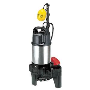 ツルミポンプ 雑排水用水中ハイスピンポンプ PNA型 自動形 口径50mm 1.5KW 三相200V メーカー直送品代引不可 50PNA21.5