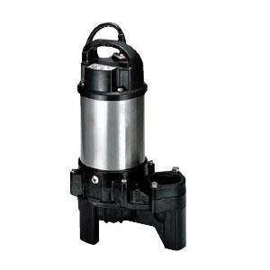 汚物用水中ハイスピンポンプ PU型 非自動形 口径50mm 0.4KW 単相100V メーカー直送品代引不可 ツルミポンプ 50PU2.4S