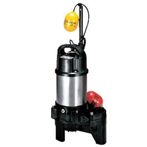 汚物用水中ハイスピンポンプ PUA型 自動形 新生活 口径50mm 0.75KW ランキングTOP10 三相200V ツルミポンプ メーカー直送品代引不可 50PUA2.75
