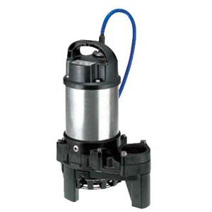 ツルミポンプ 海水用水中チタンポンプ TM型 非自動形 口径50mm 0.4KW 単相100V メーカー直送品代引不可 50TM2.4S