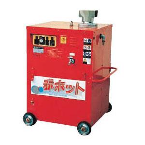 ツルミポンプ 高圧洗浄用ジェットポンプ モータ駆動温水タイプ 3.7KW 三相200V 移動密閉形 圧力9.8MPa メーカー直送品代引不可 HPJ-37HC5