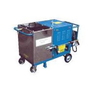 ツルミポンプ 高圧洗浄用ジェットポンプ モータ駆動タンク付タイプ 高所揚水型 三相200V 移動密閉形 メーカー直送品代引不可 HPJ-5150W3