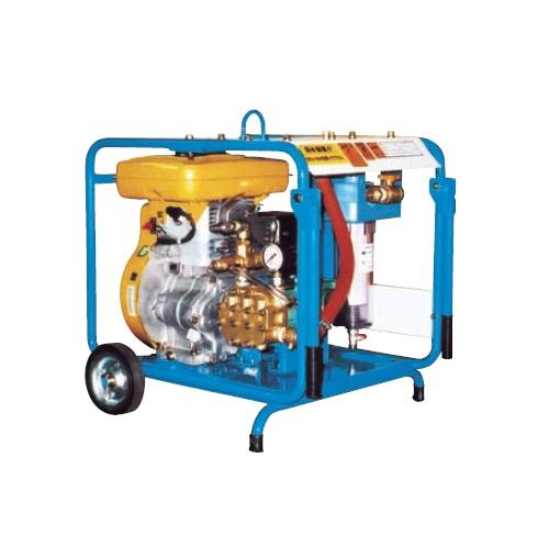 ツルミポンプ 高圧洗浄用ジェットポンプ エンジンタイプ HPJ-E型 直結型(メーカー直送品) HPJ-680E7