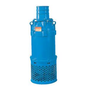 ツルミポンプ 一般工事排水用水中ポンプ KRS型 口径200mm 15KW 三相200V メーカー直送品代引不可 KRS815