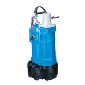 ツルミポンプ 一般工事排水用水中ハイスピンポンプ KTVE型 自動運転形 口径50mm 2.2KW 三相200V メーカー直送品代引不可 KTVE22.2