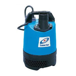 一般工事排水用水中ハイスピンポンプ LBT型 非自動形 口径50mm 0.48KW 三相200V メーカー直送品代引不可 ツルミポンプ LBT-480