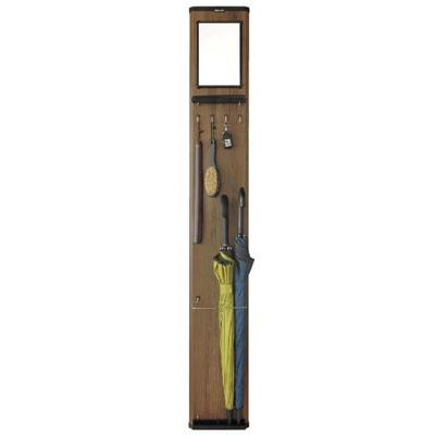 森村金属 収納ラックeBOARD(イーボード)Aタイプ ダークブラウン※メーカー直送品