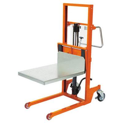 一番人気物 トラスコ  BEN-H400-9T:大工道具・金物の専門通販アルデ コゾウリフター(テーブル型)テーブル高さ97~903mm メーカー直送品-DIY・工具