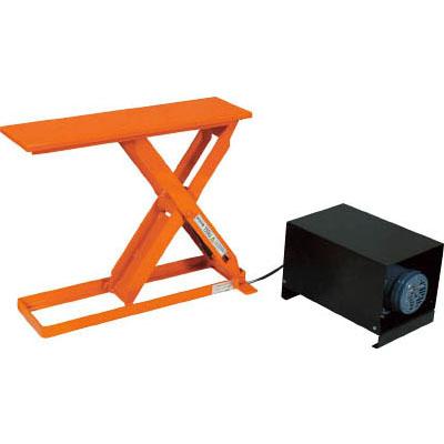 トラスコ スリムリフト(電動油圧式)350kg/幅250×長800×高さ100~600mm【代引不可・メーカー直送品】 HLE-35-2508