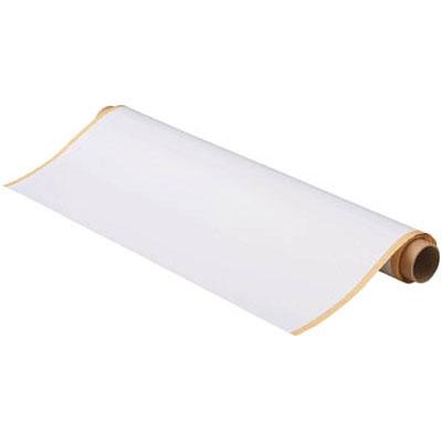 トラスコ ホワイトボードペーパー 糊付 t0.2mm×巾920mm×10m※取寄せ品 TCSN-92010