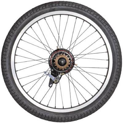 トラスコ THR-5520用 ノーパンクタイヤ 後輪 ※取寄せ品 THR-20TIRE-R