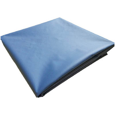 トラスコ ターポリンシート ブルー 1800×3600×0.35mm厚 ※取寄せ品 TPS1836-B