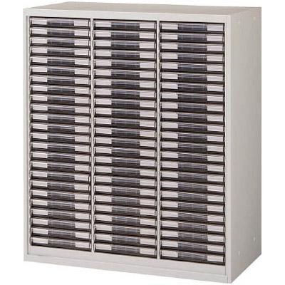 トラスコ U型壁面書庫 カタログケース 引出B4 浅X72 W色 ※メーカー直送品 URW-1134B