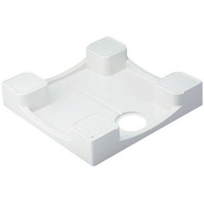 カクダイ 洗濯機用防水パン ホワイト 426-411-W