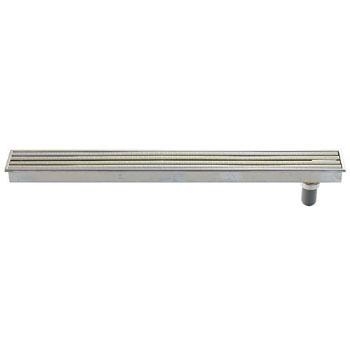 浴室排水ユニット(出入口用)150×950 カクダイ 428-591-950